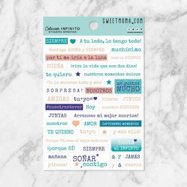 Stickers - Infinito