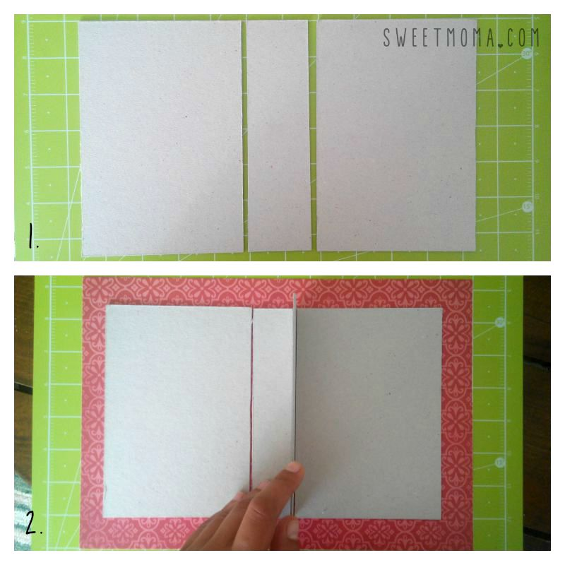 Tutorial de Scrapbooking: Carpeta Clasificadora 10