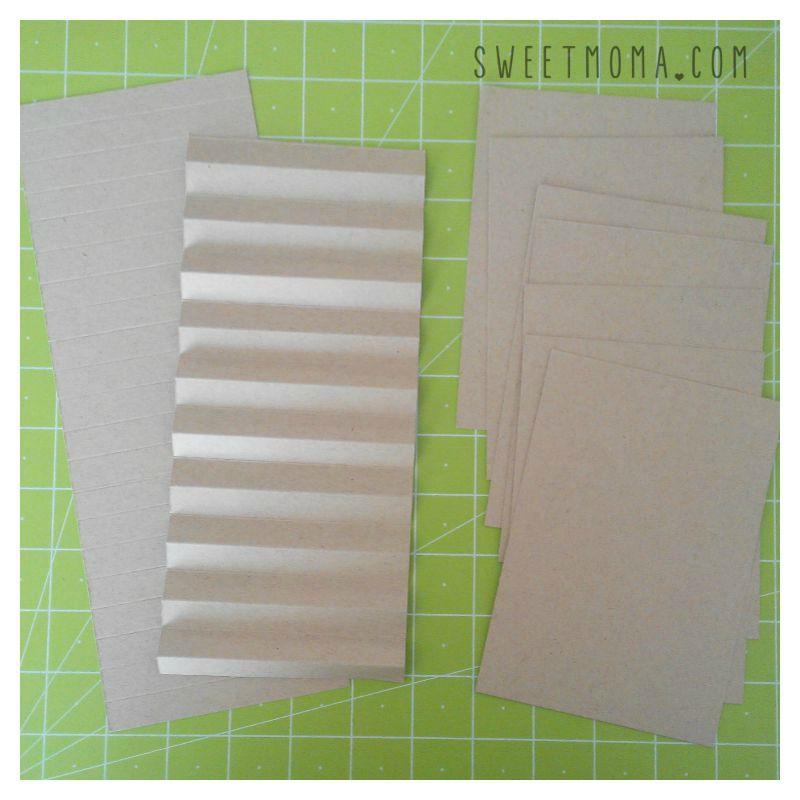 Tutorial de Scrapbooking: Carpeta Clasificadora 2