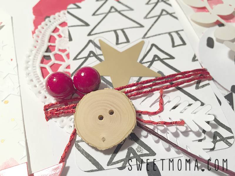 Home Decor con Tags Navideños 5