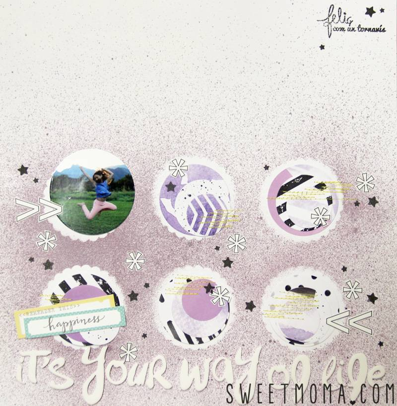 TUTORIAL LAYOUT IT'S YOUR WAY OF LIFE 1