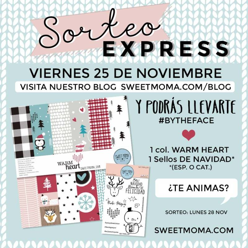 Warm Heart - BLOG HOP y SORTEO 7