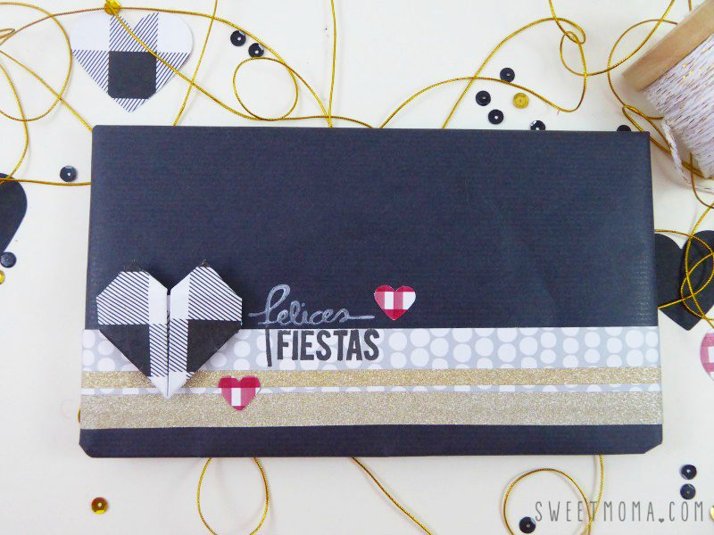 Ideas para envolver regalos con Warm Heart 17