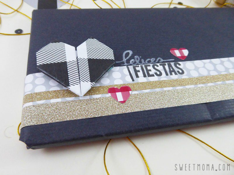 Ideas para envolver regalos con Warm Heart 18