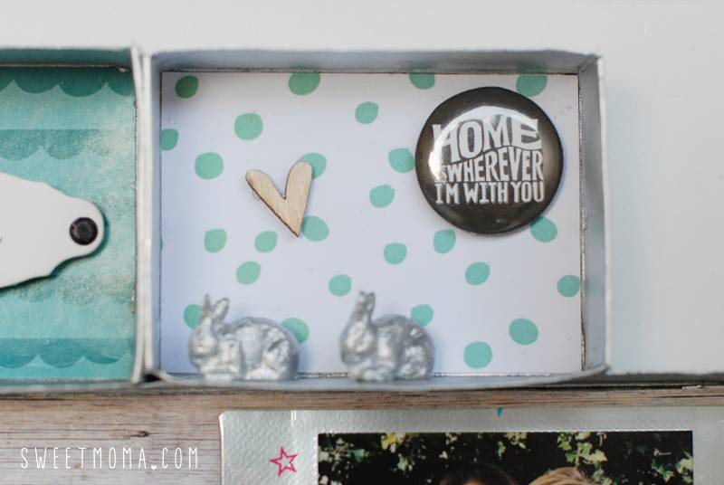 Shadow Box con departamentos 10