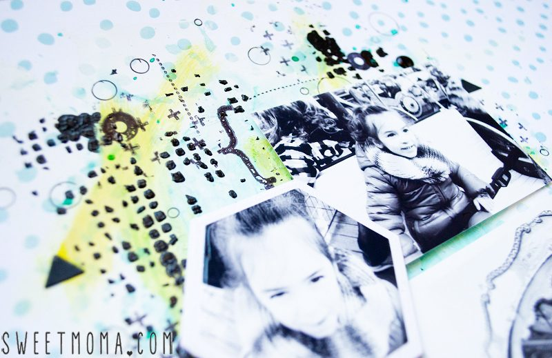 LAYOUT MIXED MEDIA CON MOJITO TIME 5