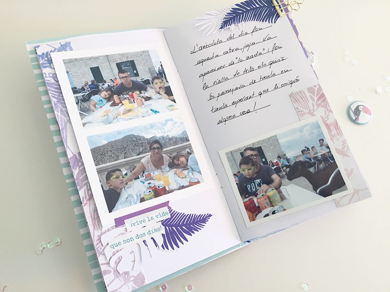 Tutorial Midori o traveler's notebook 21