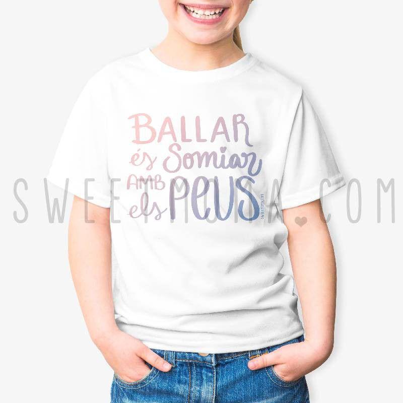 Camiseta kids - Ballar