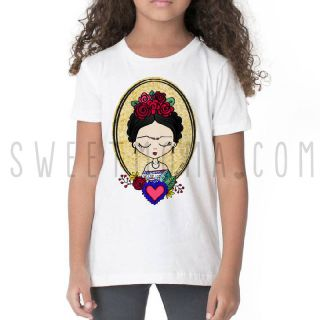 Camiseta kids - Frida