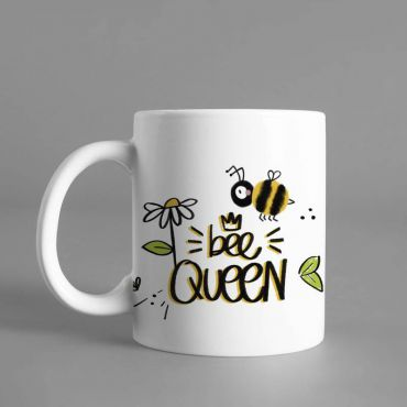 Taza - Abeja Bee Queen