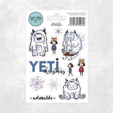 Stickers - Yetidorable