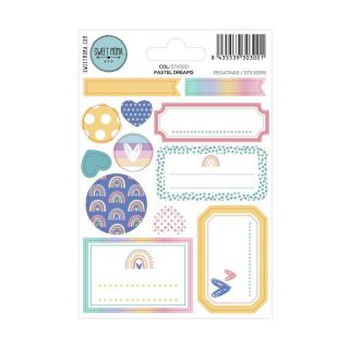Stickers - Pastel Dreams