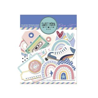 Die cuts – Sweet Candy