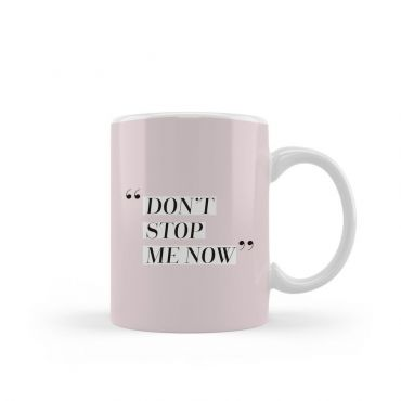 Taza - Don't stop me now
