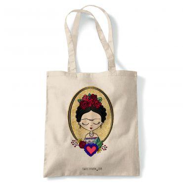 Tote Bag - Ilustración Viva la vida