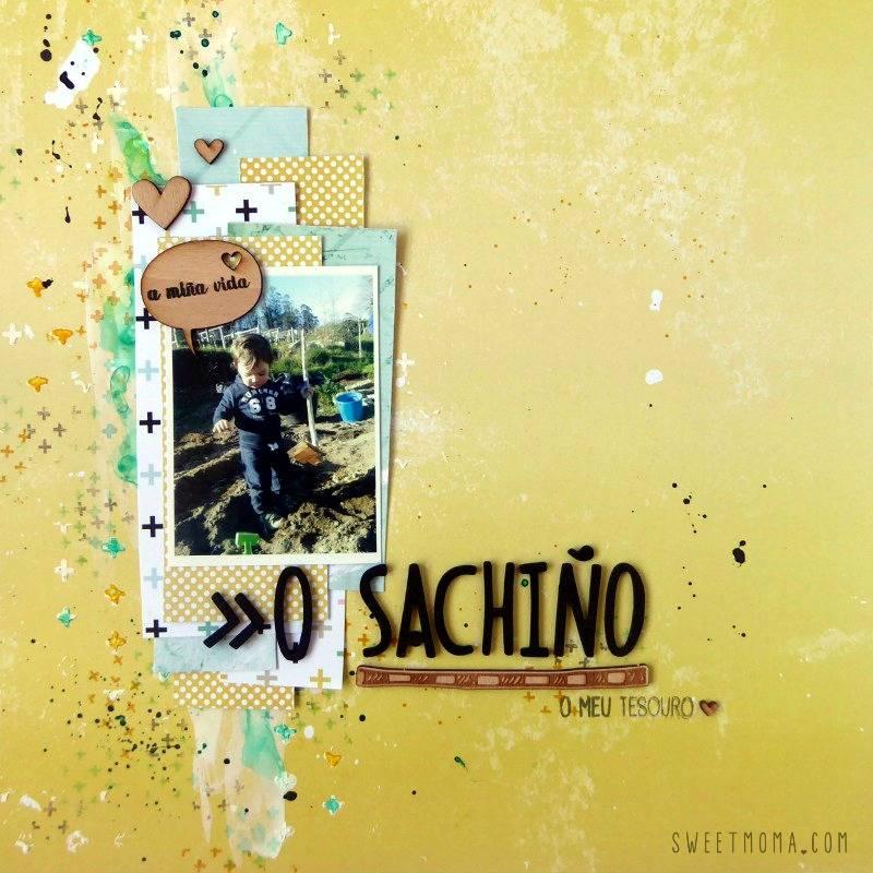 Biquiños, el Scrapbooking en Gallego 4