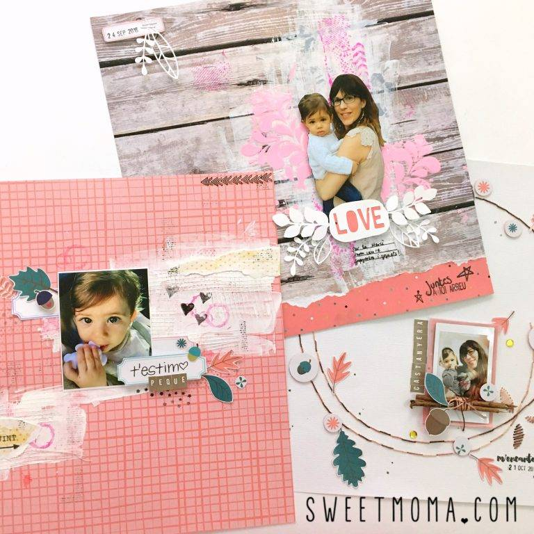 3 layouts con Nut House (con videotutorial)