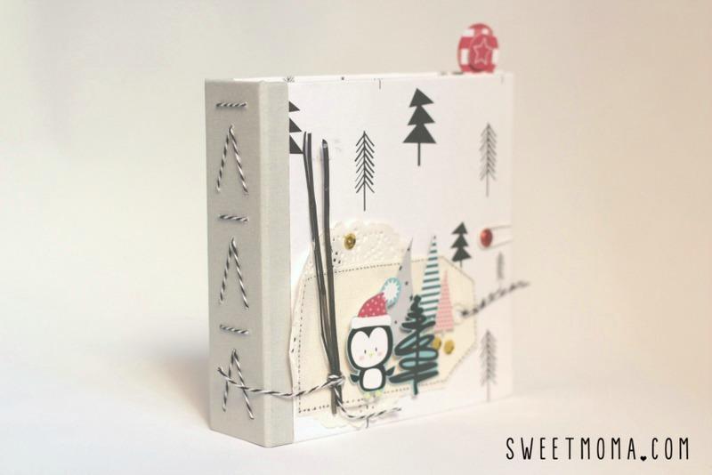 Mi Navidad Scrapera con Warm Heart 4