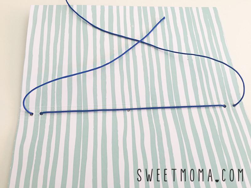 Tutorial Midori o traveler's notebook 8