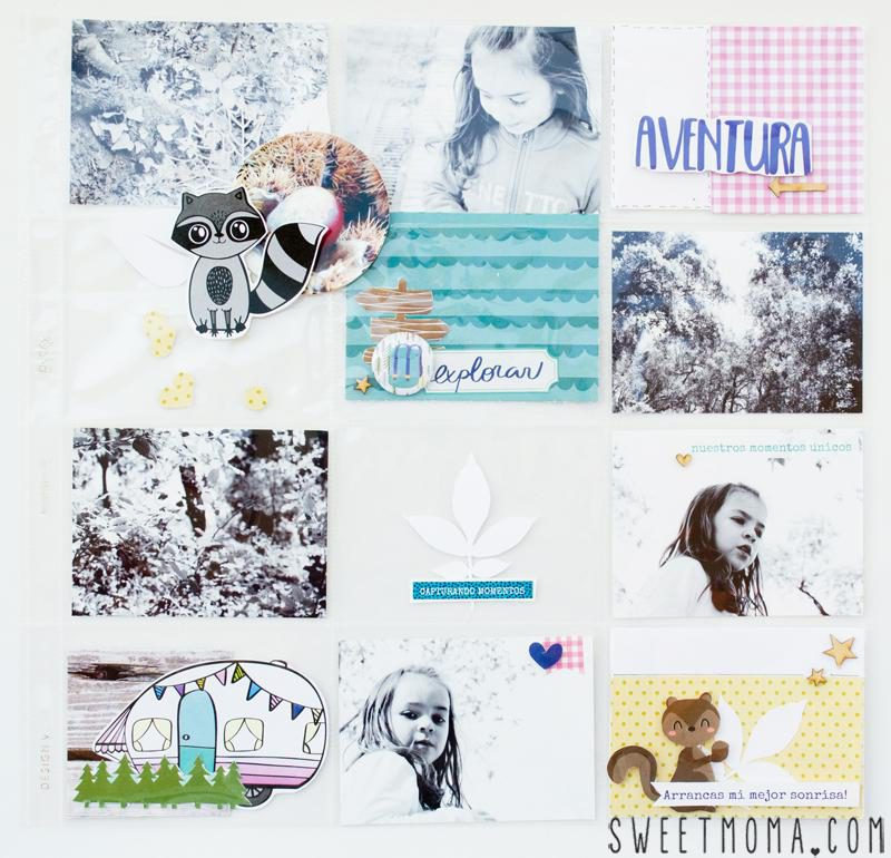 Project Life Autumn - Scrapbooking Otoño 1
