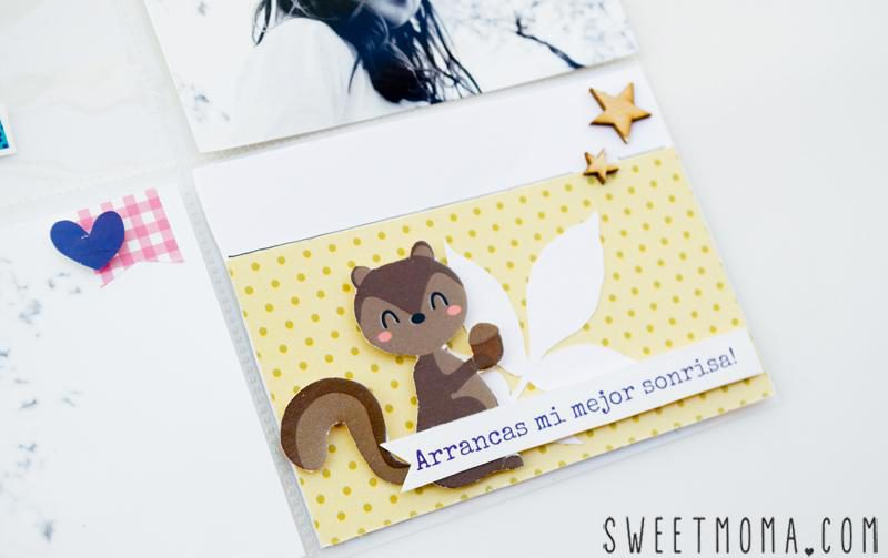Project Life Autumn - Scrapbooking Otoño 7