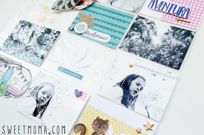 Project Life Autumn - Scrapbooking Otoño 8