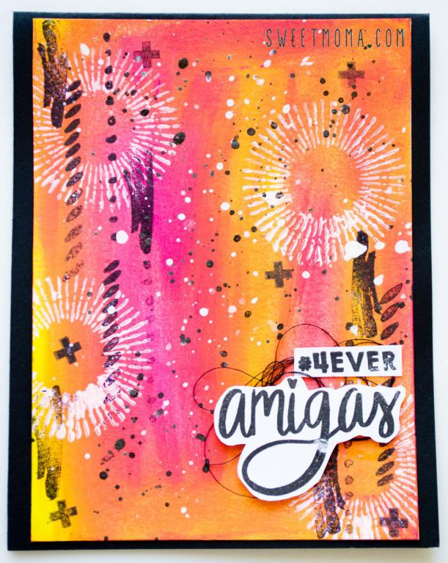 Tarjetas Mix Media Scrapbooking 8