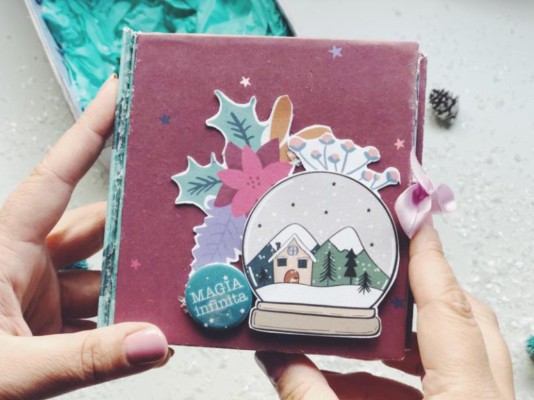 Mini Álbum de Navidad